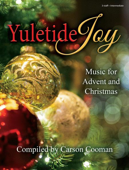Yuletide Joy - Organ: 3-staff - Intermediate