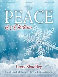 The Peace Of Christmas By Larry Shackley - Sheet Music For Piano - Buy Print Music LO.70-2261L ...