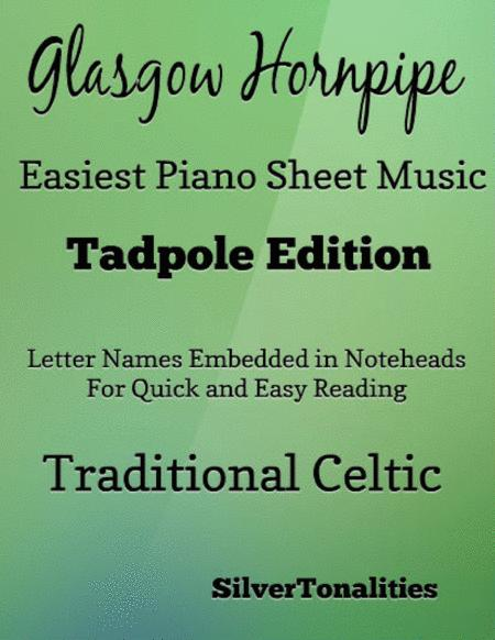 the glasgow hornpipe easiest piano sheet music by traditional celtic -  digital sheet music for - download & print s0.836737   sheet music plus  sheet music plus