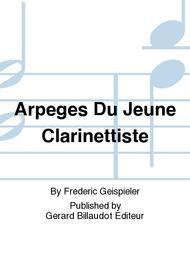 Arpeges Du Jeune Clarinettiste