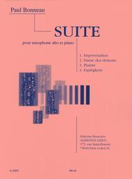 Suite - Saxophone Mib et Piano