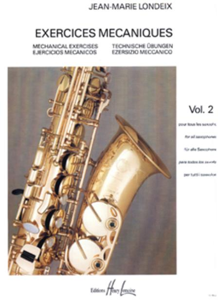 Exercices mecaniques - Volume 2