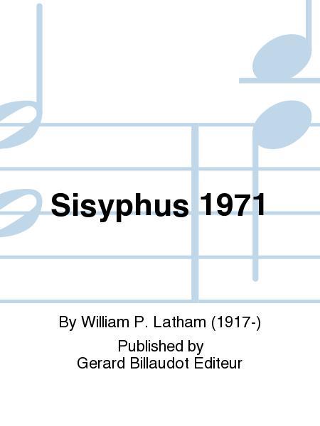Sisyphus 1971