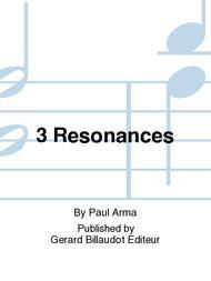 3 Resonances