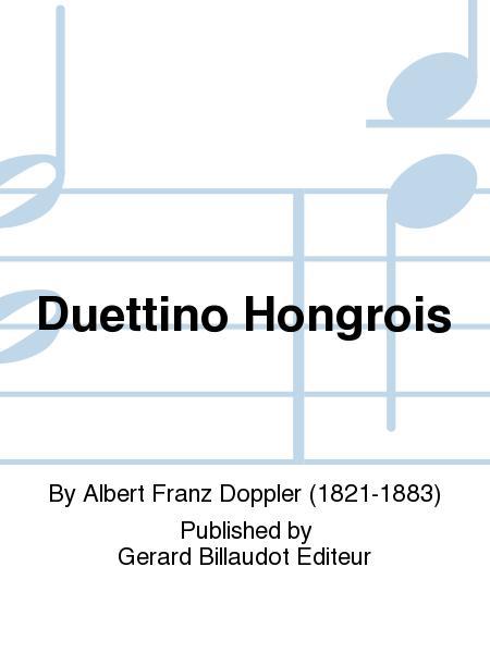 Duettino Hongrois Op.36
