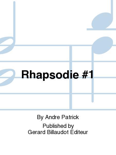 Rhapsodie #1