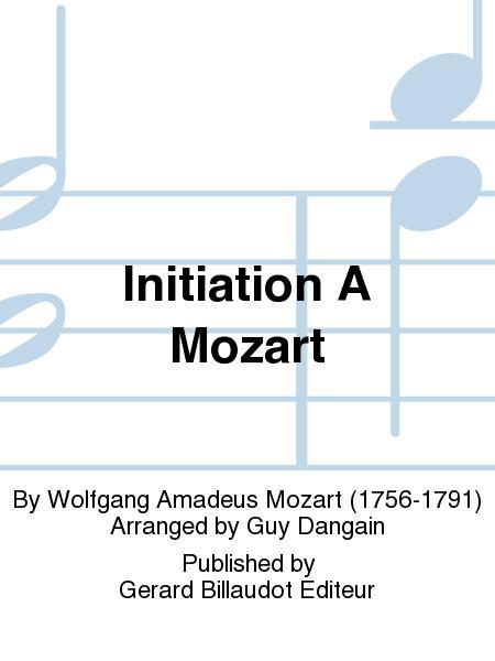 Initiation A Mozart
