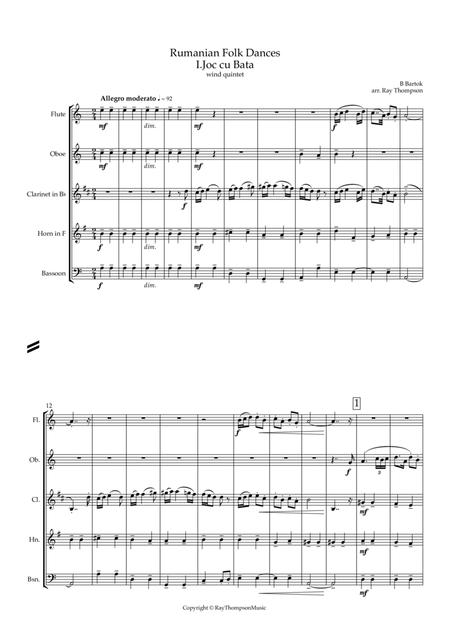 free sheet music for woodwind quintet : flute, clarinet, oboe, horn,  bassoon - download pdf, mp3 & midi  free-scores.com