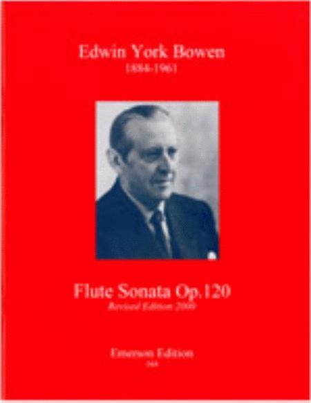 Flute Sonata Op.120