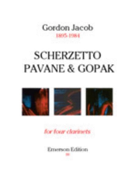 Scherzetto, Pavane & Gopak