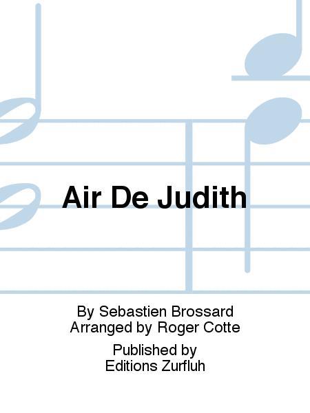 Air De Judith