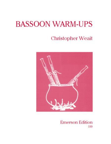 Bassoon Warm-Ups Daily Exercises