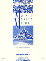 Mont-Saint-Michel - Trompette Ut ou Sib et Piano