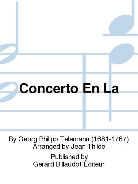 Concerto en La