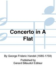 Concerto in A Flat