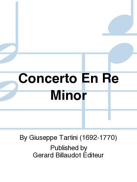 Concerto En Re Minor