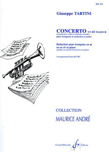 Concerto En Re Majeur