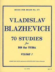 70 Studies Vol. 1