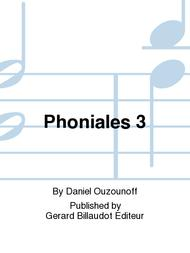 Phoniales 3