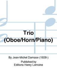 Trio (Oboe/Horn/Piano)