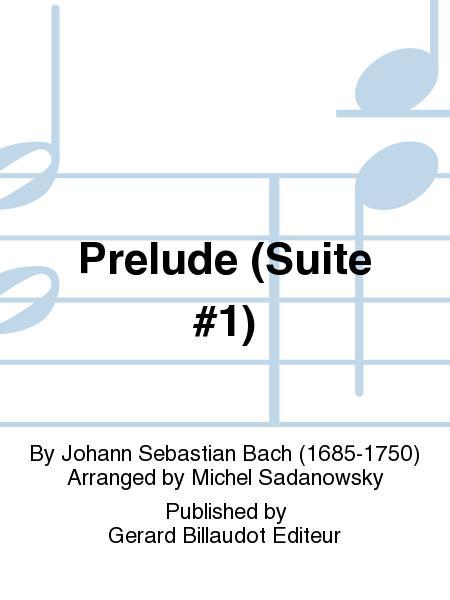 Prelude (Suite #1)