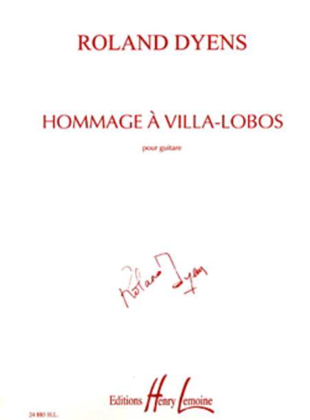 Hommage A Villa-Lobos