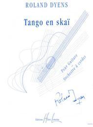 Tango En Skai   ByRoland Dyens