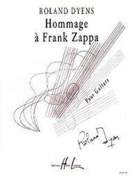 Hommage A Franck Zappa