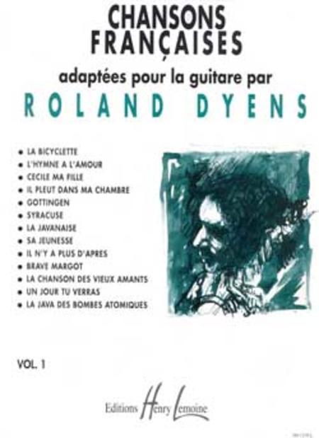 Chansons francaises - Volume 1
