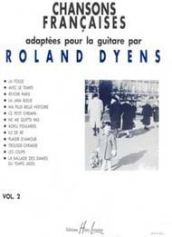 Chansons francaises - Volume 2