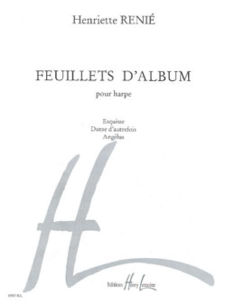 Feuillets D'Album