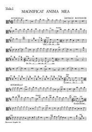 Magnificat anima mea BuxWV-Anh 1