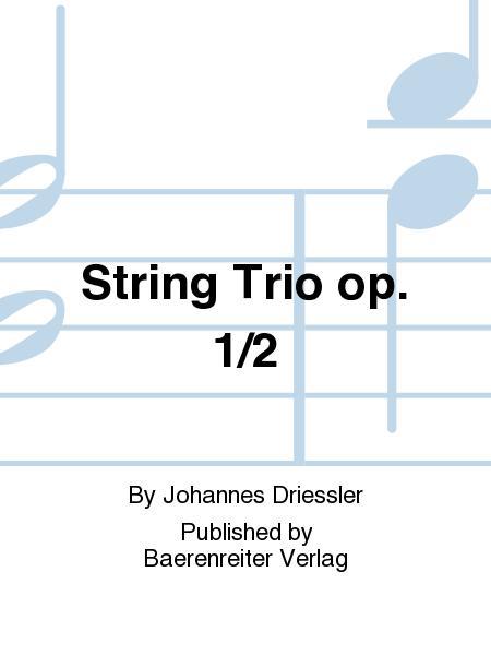 String Trio op. 1/2