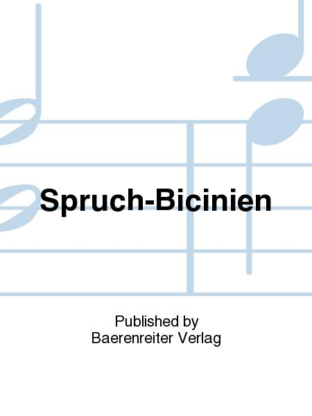 Spruch-Bicinias