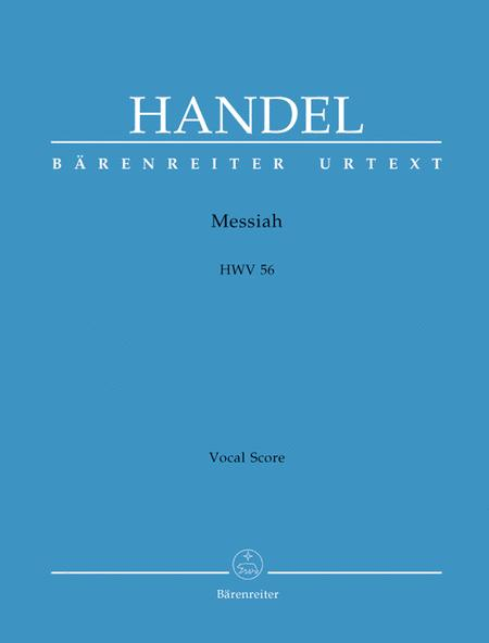 Messiah, HWV 56