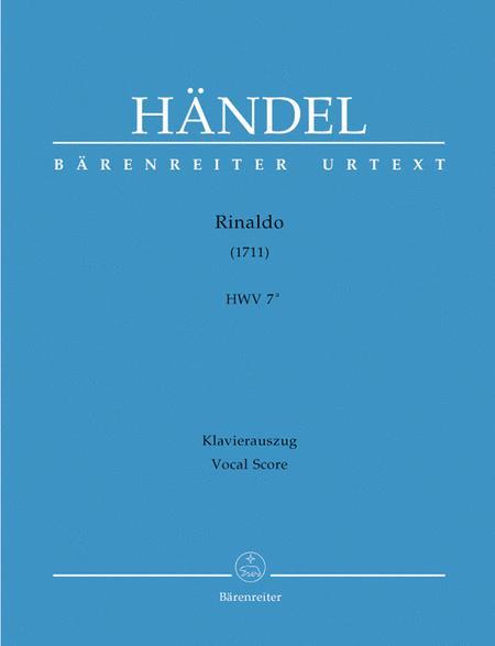 Rinaldo HWV 7a