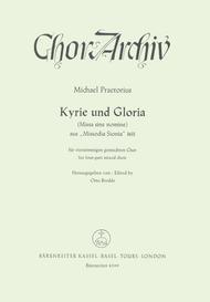 Kyrie und Gloria - Missa sine nomine
