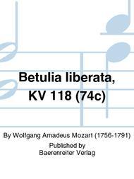 Betulia liberata K. 118 (74c)