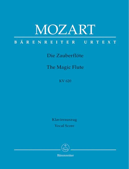 The Magic Flute, K. 620