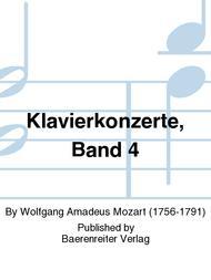 Klavierkonzerte, Band 4