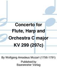 Concerto for Flute, Harp and Orchestra C major KV 299 (297c)