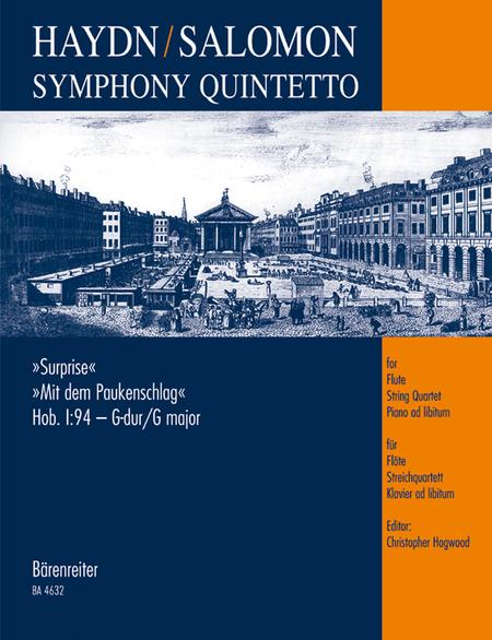 Symphony Quintetto G major Hob.I:94
