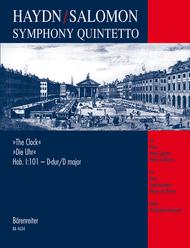 Symphony-Quintetto based on Symphony, No. 101