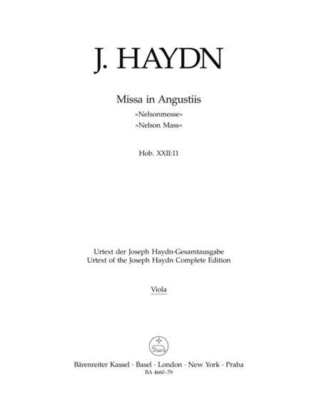Missa in angustiis Hob.XXII:11 'Nelson Mass'