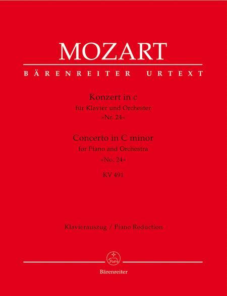 Piano Concerto In C Minor, K. 491
