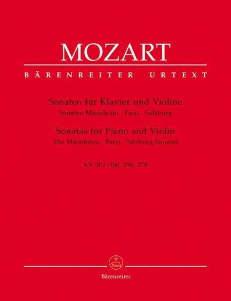 Sonatas for Piano and Violin
