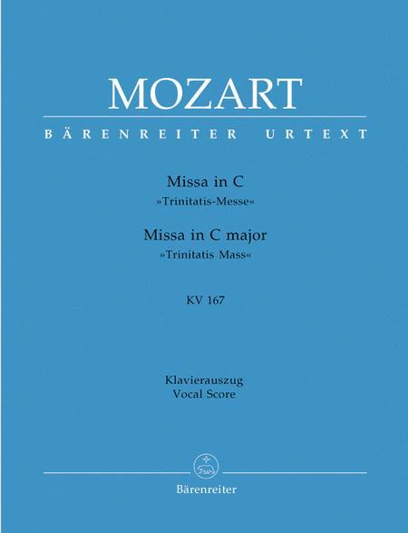 Missa C major, KV 167 'Trinity Sunday Mass'