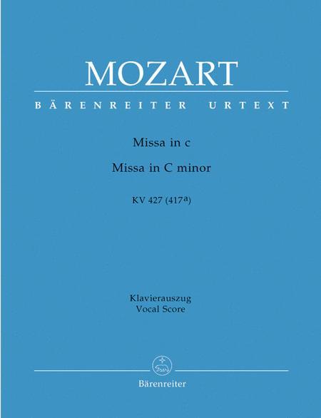 Missa c minor, KV 427(417a)