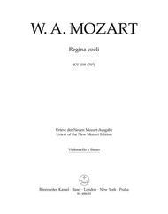 Regina coeli KV 108 (74d)