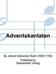 Adventskantaten, BWV 36, 61, 62, 132